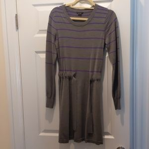 Theory Milly New Steady Sweaterdress
